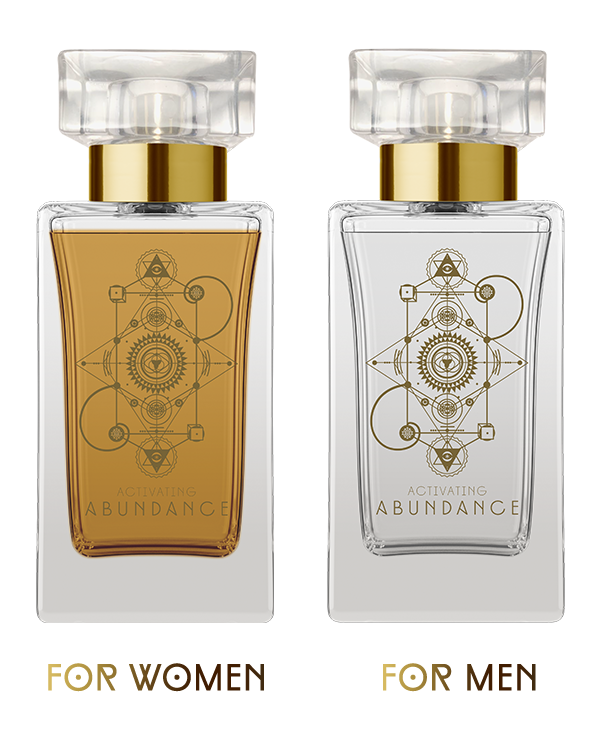 The Activating Abundance Fragrances